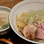 麺と心 7 - 《一周年記念限定》濃厚 鶏フルつけ麺