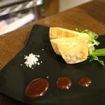 フレンチカレー スプーン - カマンベールチーズの燻製