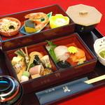 和食処 梵 - 桜御膳(2,800円)