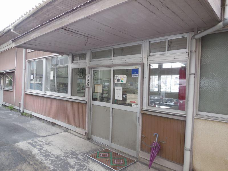 鹿児島市交通局食堂