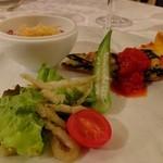 エスカーレ - 白魚のサルサベルデ美味しい