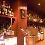Bar Grand Pa  - カウンター風景