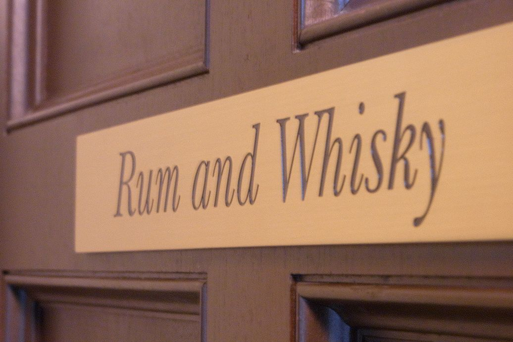 ラム&ウイスキー