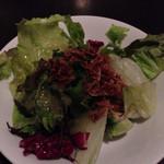 かんざし - ランチサラダ