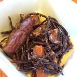 いけす料理 あき - ひじきの煮物