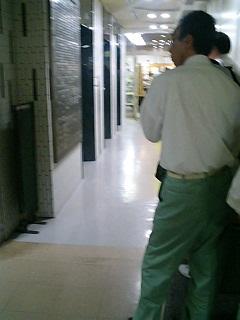 名古屋市役所 西庁舎 地下食堂