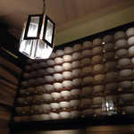 和座ダイニング 茶蔵 - お皿がオシャレです。