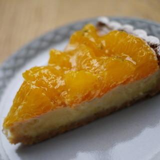milou - 料理写真:きよみオレンジのタルト