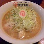 中村商店 - 鶏豚骨ラーメン(\720)