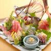 文次郎 - 料理写真:旨みと食感が絶品『朝どれ地魚盛り合わせ』