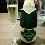 アンヴェール - シャンパン♪