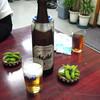 香港栄華 - 料理写真:ビール中瓶520円