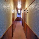 出羽屋 - 旧館(?)2階の廊下