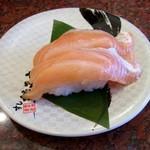 すし 銚子丸 - 時鮭(300円)