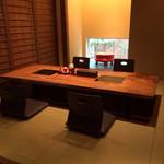和琉ダイニング あんのん - 掘り炬燵座敷個室 これが3つあり、繋げると20名強入る