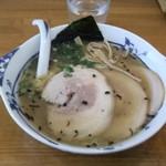 麺屋喜八郎 - チャーシューメン 醤油・細麺