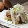 菜でしこ - 料理写真:伊香椎茸の肉詰め