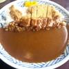 辛口カレーミヤジマ - 料理写真:カツカレー