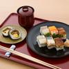 吉野鯗 - 料理写真:箱寿司と巻