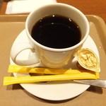 プロムナードカフェ - サンドドリンクSET 100円