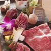 和牛焼肉 徳 - 料理写真:和牛の盛り合わせは厳選の宝石箱