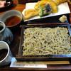 古式蕎麦 醍醐 - 料理写真:アナゴ天せいろ