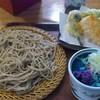 おば田 - 料理写真:天せいろ
