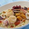 ジョリーパスタ - 料理写真:海の幸5種の冷製カッペリーニ \1,290+税