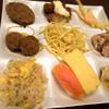 大地の食卓 - 料理写真:いろいろちょこちょこ取って食べるのが楽しいですね。