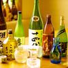 すし処 きた八 - 料理写真:店主が厳選する地酒・地焼酎は季節ごとのオススメ更新中!