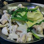 九州酒場 - モツ鍋