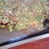 坂本おやき店 - 料理写真:イカもんじゃです