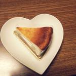 きん田&龍の蔵 - 料理写真:タームチーズケーキ