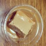 きん田&龍の蔵 - 料理写真:鍾乳洞の豆腐餻