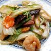 孔雀樓 - 料理写真:八宝菜