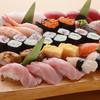 野川寿司 - 料理写真:その日のオススメを楽しめる『夕凪ゆうなぎ』