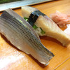 三松寿司 - 料理写真:こはだ、さば。