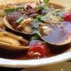 sync - 料理写真:はまぐりとキャベツとミニトマトのカレー(季節限定)
