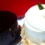 アントロワドゥーズ - 大好きなチョコレートケーキ