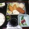 ためしてや - 料理写真:白身魚フライ定食
