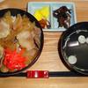 うなぎの三河 - 料理写真:猪丼 800円