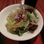 松濤倶楽部 - サラダでございます