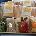 マーレイ - 【2013年6月】焼き菓子詰合せを頂きました~