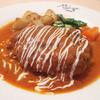 ベルーガ - 料理写真:ベルーガ ランチコース(3456円)のキャベツロール