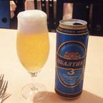 ベルーガ - ロシアビール(756円)