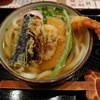 さぬき屋 - 料理写真:天ぷらうどん