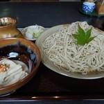 そば処 遊蕎 - 料理写真:ゆばとろ蕎麦 H25.9