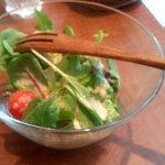 YEBISU DINING - サラダ(2014.5)