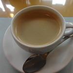 ロザージュ - セットコーヒー:300円