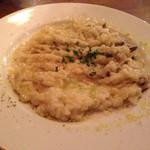 ターブル ド ペール - 牡蠣のクリームリゾット